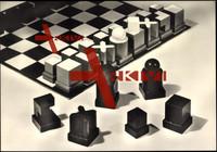 Bauhaus, Schach, Josef Hartwig, 1924