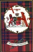 Wappen Murray Tullibardine Clan, Furth Fortune