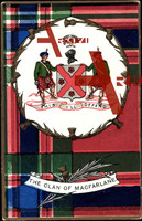Wappen The Clan of Macfarlane, This i'll Defend