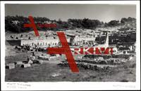 Rhodes Griechenland, Kameros, Blick auf den Ort
