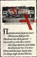 Gedicht Tecklenburg Teutoburger Wald, Gebäude, Beet