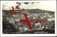 Steinschönau Reichenberg, Kinder, Hügel, Ort