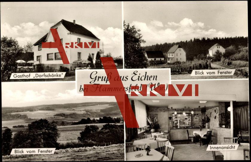 Eichen b. Flammersfeld, Gasthof Dorfschänke, Innen