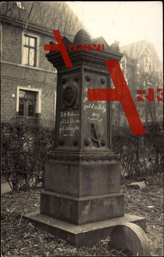 Volmarstein Wetter, Ehrenmal für Verstorbene