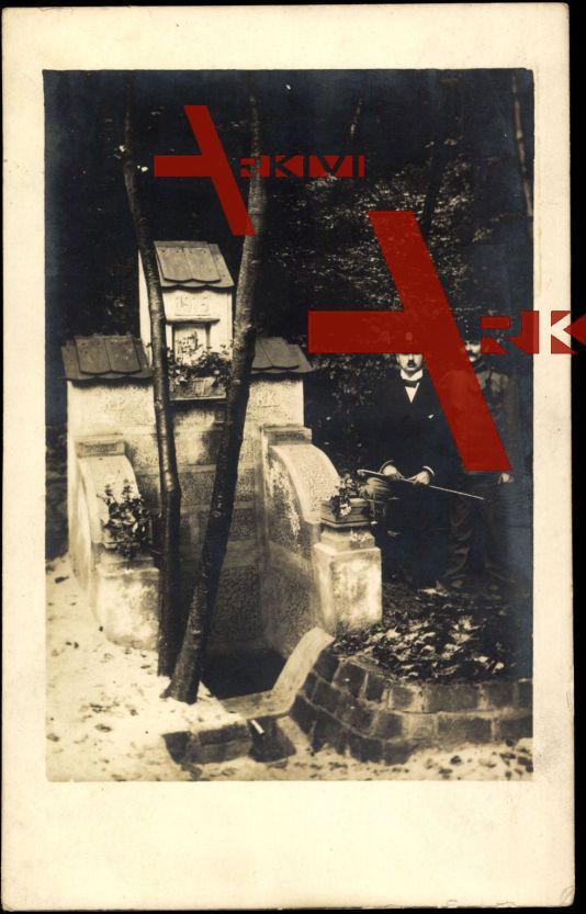 Volmarstein Wetter, Franz Josef Ehrenmal 1915