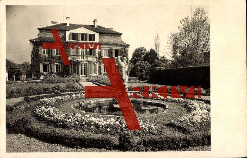 Schärding Inn Oberösterreich, Musikhaus, Garten