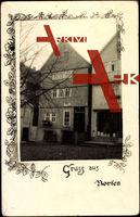 Passepartout Borken, Wohnhaus, L. Nussbaum