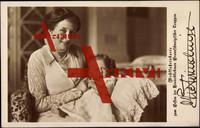 Prinzessin Viktoria Luise von Preußen mit Kind