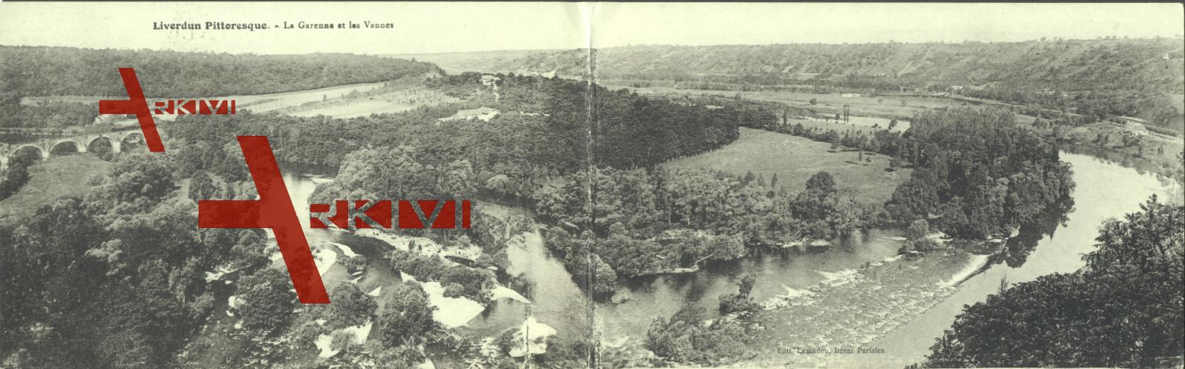 Klapp Liverdun Meurthe et Moselle, Garenne, Vannes