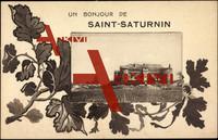 Passepartout Saint Saturnin Charente, Château