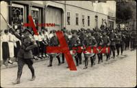 Wehrmacht, Parademarsch, Erntedankfest 1933,Trommler