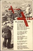 Lied Borders, Eine Seefahrt, die ist lustig,Seeleute