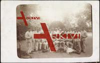 Bischweiler Bas Rhin, Gruppenfoto, Soldaten