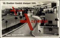 Deutsches Turnfest Stuttgart 1933,Weissenhofsiedlung