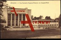 Dresden, Partie am Deutschen Hygiene Museum