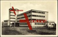 Frankfurt Main, Haus der Jugend, Hansa Alleee 150