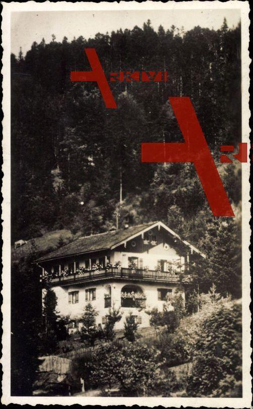 Schliersee Bayern, Haus Heimatfreid m. Umgebung
