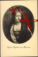 Sophie, Kurfürstin von Hannover, Adel