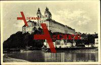 Melk Donau Niederösterreich, Blick auf den Stift