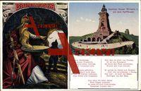 Bad Frankenhausen, Barbarossa, Denkmal, Kyffhäuser