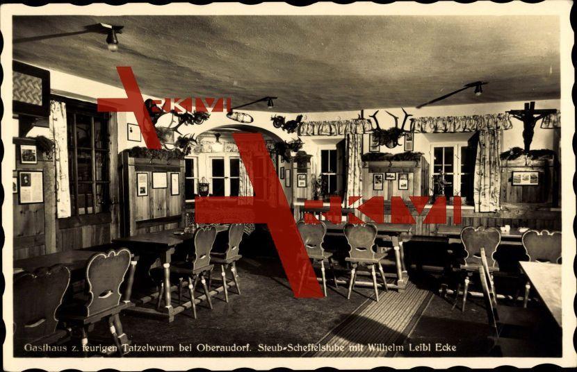 Oberaudorf, Gasthaus Zum feurigen Tatzelwurm