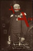 Großherzog Friedrich August von Oldenburg, Adel