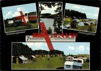 Gillenfeld, Feriendorf Pulvermaar, Campingplatz, See; ungelaufen, sehr guter Zustand; PLZ 54558