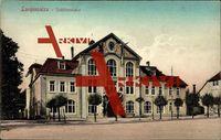 Bad Langensalza Thüringen, Ansicht d. Schützenhauses; ungelaufen, sehr guter Zustand; PLZ 99947