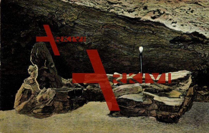 Bad Frankenhausen, Barbarossa Höhle, Kyffhäuser; ungelaufen, sehr guter Zustand; PLZ 06567