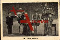 Le Trio Robot, Roboterkapelle, Zenon Specht, Zukunft