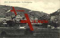 Rottleben Kyffhäuser Thüringen,Hotel Barbarossahöhle