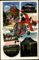 Hohenstaufen Göppingen, Barbarossa, Schutzhütte