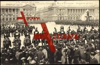 Paris, Edouard VII, Roi d'Angleterre, Place Concorde