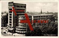 Essen Ruhr, Deutschlandhaus, Architektur