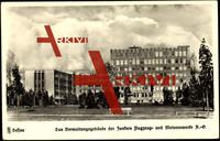 Dessau, Verwaltungsgebäude Junkers Motorenwerke