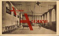 Berlin Prenzlauer Berg, Turnhalle, Lyzeum, Greifswalderstraße 24