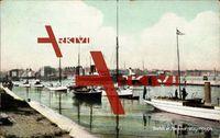 Weymouth South West, Yachts in Harbour, Yachten im Hafen
