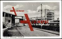 Stuttgart, Wiesenhofsiedlung, Straßenpartie, Architektur, 1927