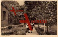 Berlin Prenzlauer Berg, Marthashof, Haushaltungsschule, Schwedterstr 37