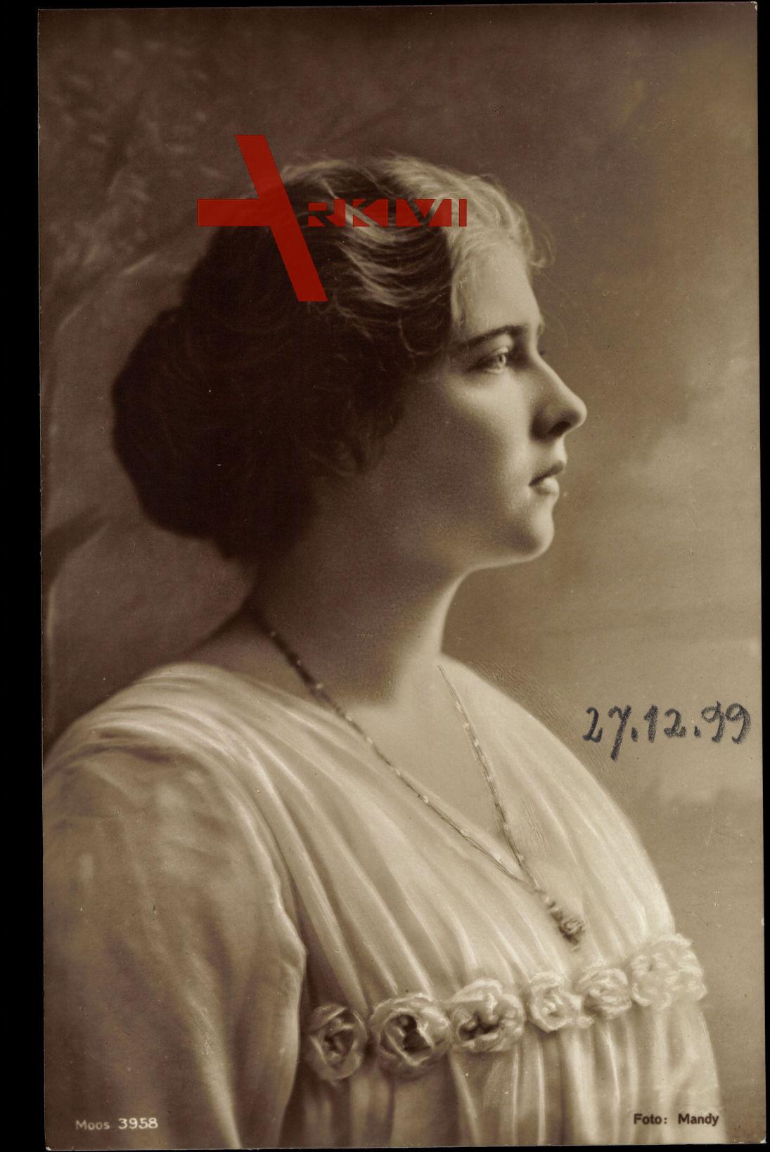 A.S.R. Printesa Maria, Adel Rumänien, Prinzessin