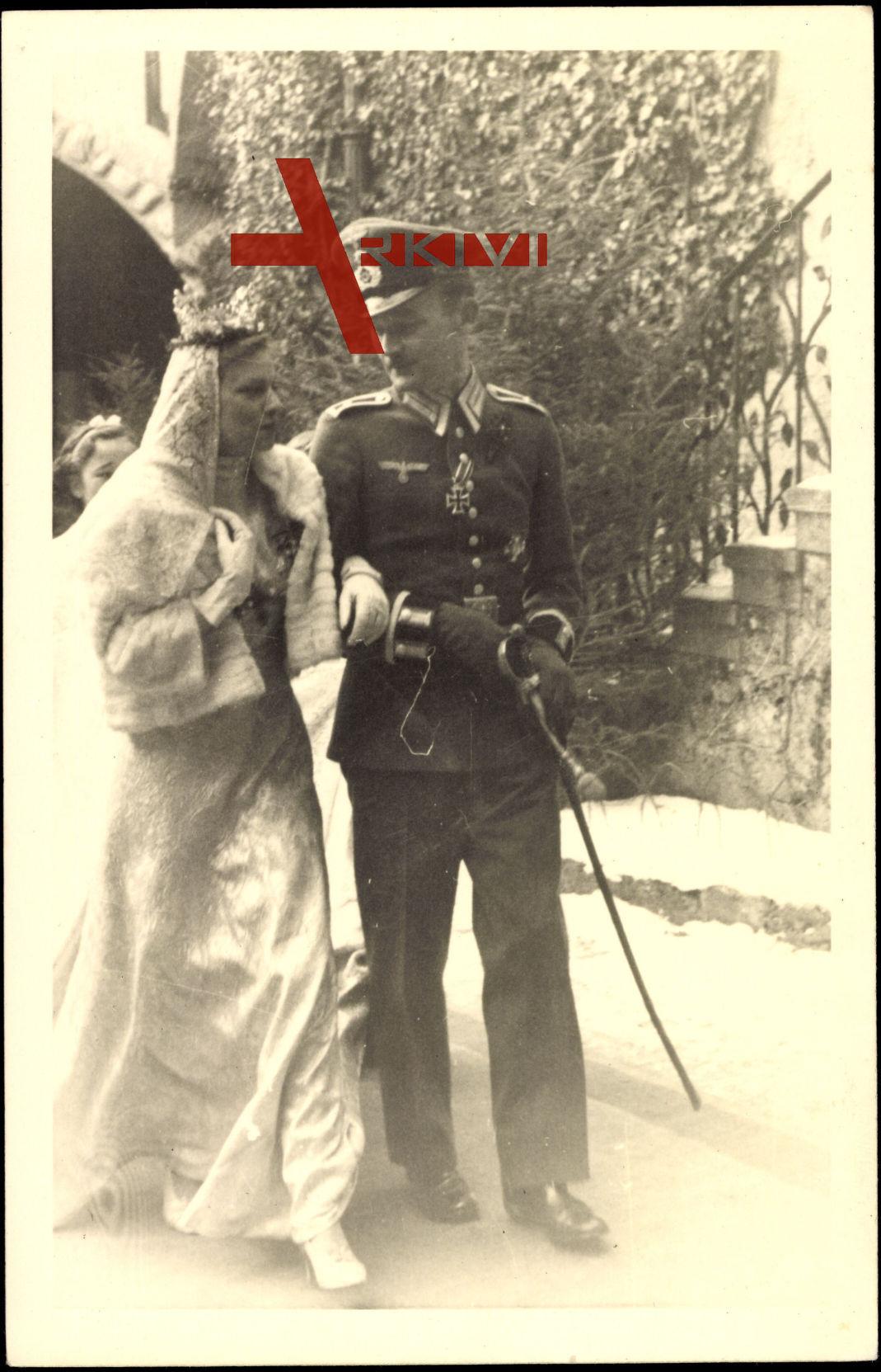 Maria Antonia zu Hohenzollern, Graf Heinrich von Waldburg Wolfegg, 1942