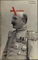 Prinz Eduard von Anhalt, Portrait, Orden, Abzeichen