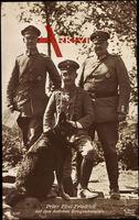 Prinz Eitel Friedrich von Preußen auf dem Kriegsschauplatz, NPG 5347