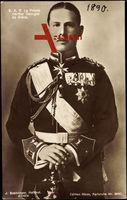 S.A.R. Le Prince Heritier Georges de Grece, Adel Griechenland u Preußen