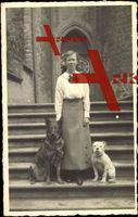 Juliane von Stolberg Wernigerode, Schäferhund, Bulldogge, 1899 bis 1969