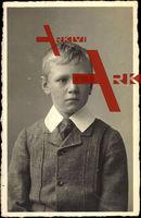 Erbprinz Botho von Stolberg Wernigerode als kleiner Junge