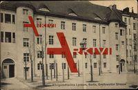 Berlin Prenzlauer Berg, Königstädtisches Lyzeum, Greifswalder Straße