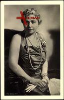 Kaiserin Hermine, Zweite Frau von Kaiser Wilhelm II, Schmuck, Diadem