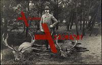 Herzog Friedrich von Anhalt, Jagd, Erlegte Hirsche