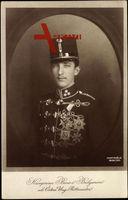 Kronprinz Boris von Bulgarien als Österr. Ungarischer Rittmeister